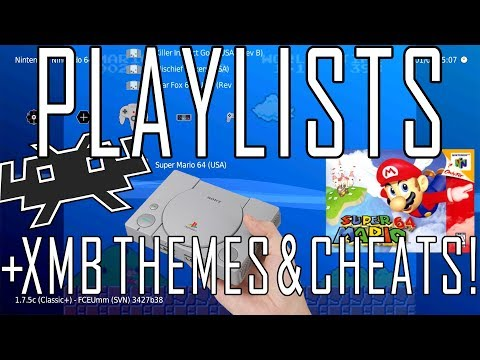 Playstation Classic | Playlists, Themes, Cheats and Thumbnails with
