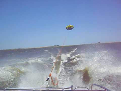 Manta Ray Kite Tube Crash Youtube