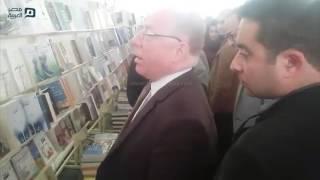 مصر العربية | جولة وزير الثقافة بأجنحة معرض القاهرة للكتاب 2017