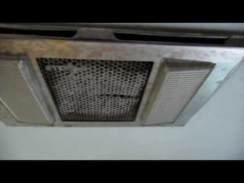 Maintaining Your Exhaust Fan Part 1 Youtube