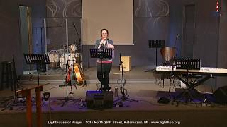 OneVoice Worship and The Spirit of Prophecy and Tongues in Meetings (Katie and Tom) - 10.10.17