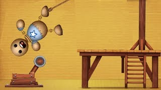 Gallows Machines vs Funny Buddy | Kick The Buddy