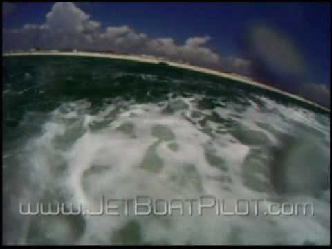 Camera Man Almost Hit By Speed Boat!!! Close Call!!