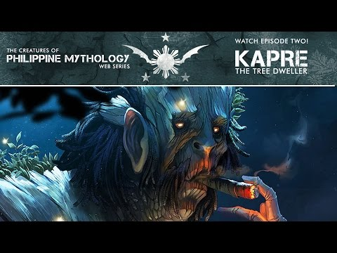 KAPRE: The Tree Dweller | Philippine Mythology Documentary
