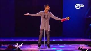Ricky Martin ~ Te Extrano, Te Olvido, Te Amo ~ Live 2014 in Santiago de Chile @ Estadio Na