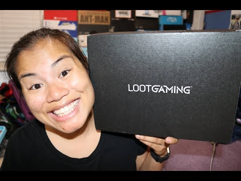 2017 May Loot Gaming Unboxing - [Road Rage]