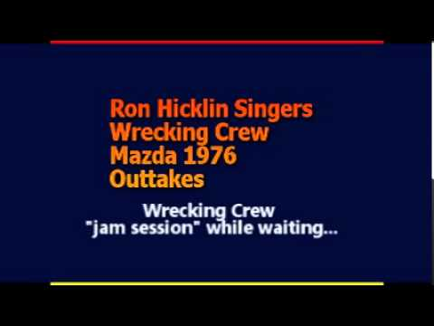 Wrecking Crew Slate Outtakes from Mazda session