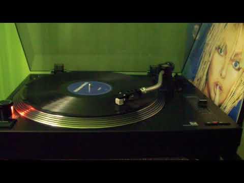 Maryla Rodowicz - Niebieska Maryla - The Best Live - Vinyl - Side 1.