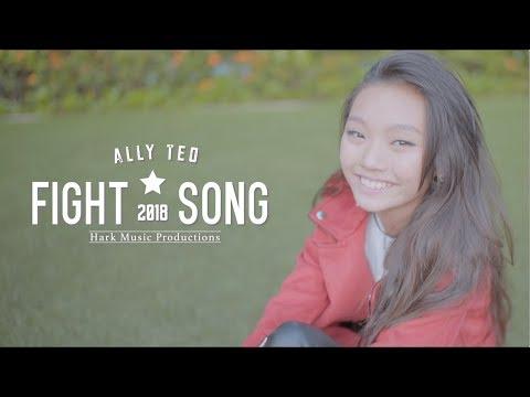 Fight song - Rachel Platten - Ally Teo Cover