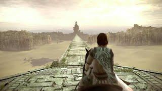 Shadow of the Colossus - A FENDA DO VENTO