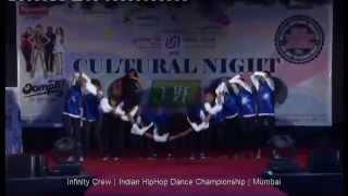 Infinity Crew - Mumbai | Indian Hip-Hop Dance Championship | HHI