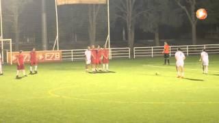 Fútbol 7 Bravo. 3ª GI. Jornada 9. Dínamo Triana 2 - 2 Los Pájaros