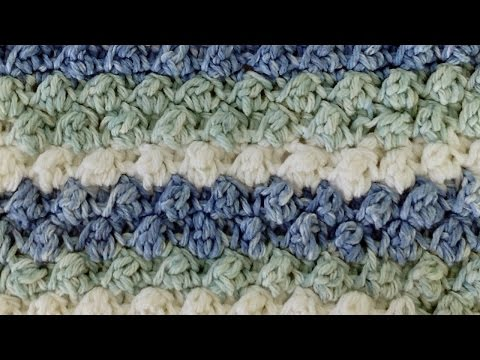 Stitch Repeat Berry Stitch Free Crochet Pattern – Right Handed