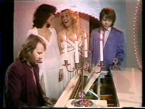 ABBA   Happy New Year (Swedish TV)   ((STEREO))