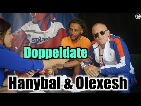 Hanybal & Olexesh vs. Alina & Jule - Doppeldate: Spielo, Krankenhaus, Anzeigen, Koalabären