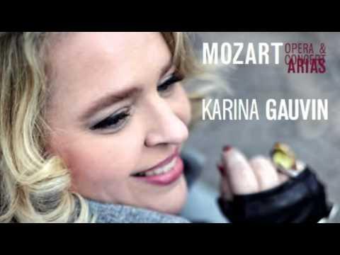 Karina Gauvin Aer Tranquillo