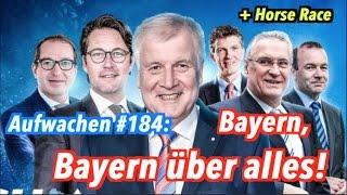 Aufwachen #184: CSU-Aschermittwoch, Horse Race + Moritz Gathmann über