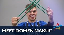 Meet Domen Makuc   Round 9   VELUX EHF Champions League 2018/19
