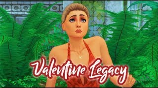 Worst Vacation Ever 😨 // The Sims 4 // Valentine Legacy Challenge #7