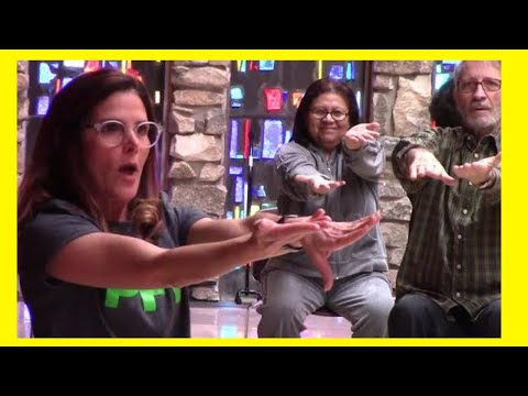 POWER FOR PARKINSONS -- Move and Shout Exercise Class -- 1--19--2016