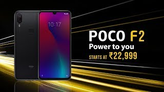 Pocophone F2 - Power To You