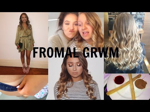 FORMAL / PROM GRWM II Hair, Makeup, Dressed Up - Zimmerman/Kookai II