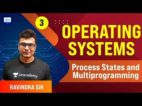 Process States and Multiprogramming