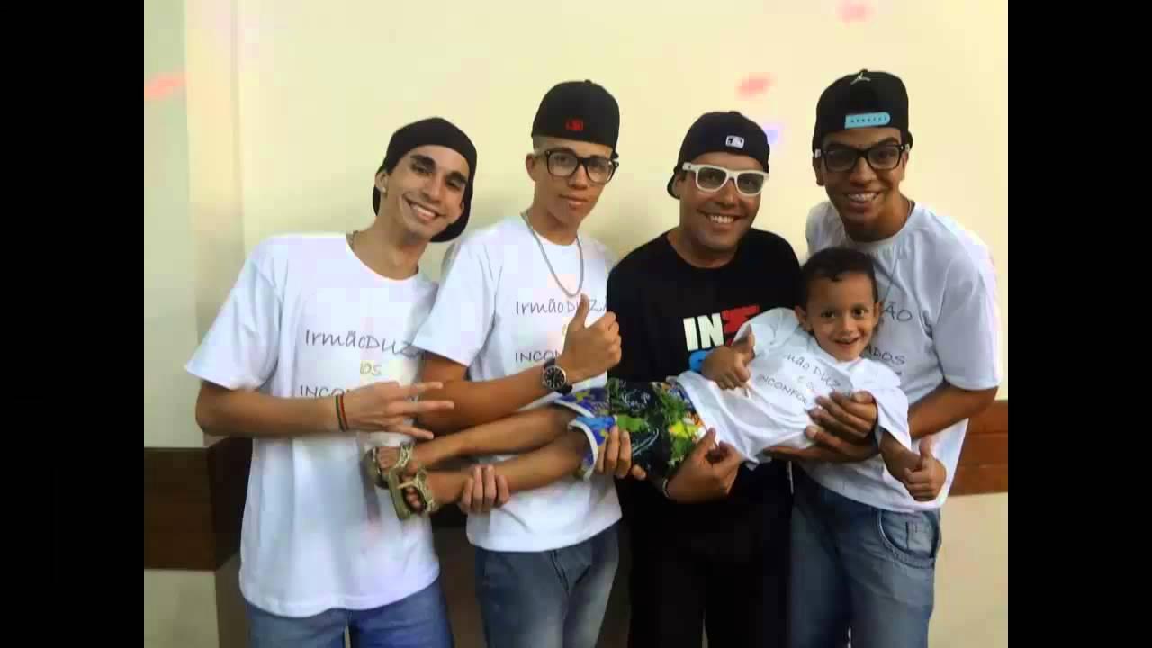 FUNK GOSPEL 2014 (( IRMÃO DUZÃO )) HINO DA VITÓRIA (( DJ FB ))