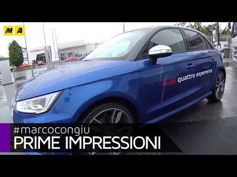 Audi S1 | Prime Impressioni