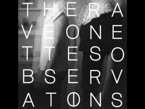 RAVEONETTES / observations