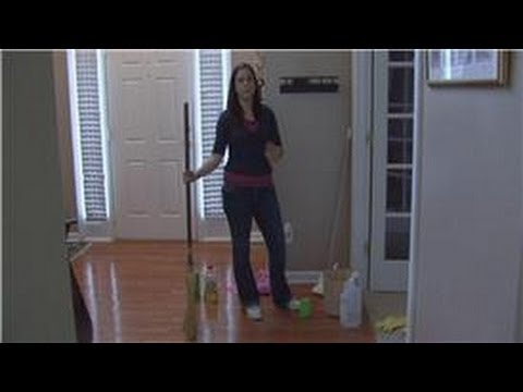 Using Vinegar to Clean Wood Floors