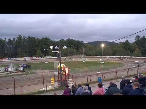 Bear Ridge Speedway Granite State mini Sprints 500 feature 9/14/19