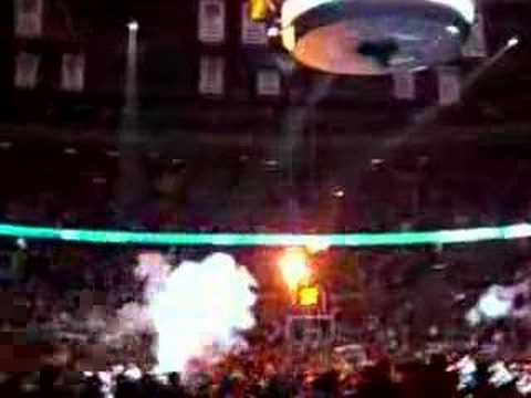 Pistons Starting Line Ups (2006 Playoffs)