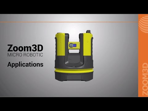 GeoMax Zoom3D Micro Robotic Solution - Applications