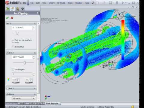 Rf Microwave Simulation Software Hfworks S Parameter