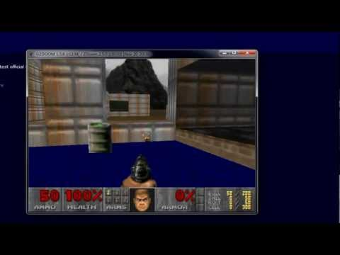 mouse look up and down DOOM Heretic Hexen and quake ect Video