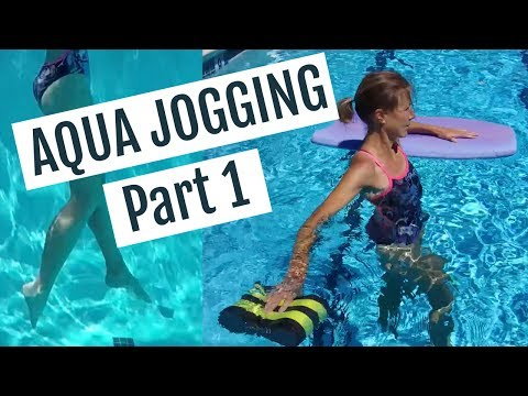 Aqua Jogging for Runners | Your Survival Guide, Pt. 1