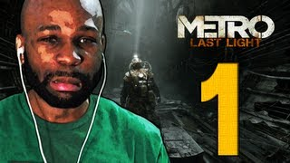 "Metro Last Light Walkthrough PART 1 - ""Metro Last Light Gameplay"" (PS3/XBOX/PC)"