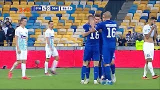 Динамо - Десна - 4:0. Кияни перервали безвиграшну серію на НСК Олімпійський