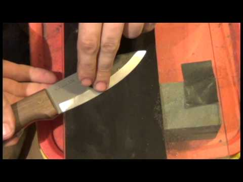 Bushcraft How-To's: Knife Sharpening, My Way