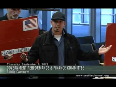 Seattle - Government Performance Committee