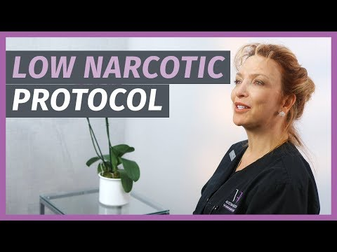 Pain Management: Low-Narcotic Protocol