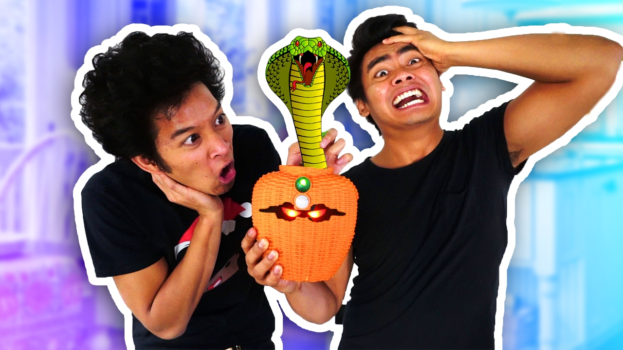 COBRA ATTACK CHALLENGE! – (ft. @Marlin)