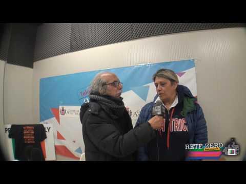 PATRIZIA CATENACCI - RADIO AMATRICE: QUESTA E' PER NOI COME RADIO LONDRA