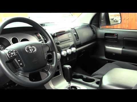 Virtual Walk Around Video of a 2013 Toyota Tundra TSS at Titus Will Toyota in Tacoma, WA w7285