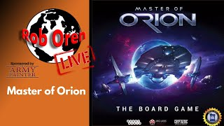 Master of Orion-Live!