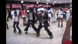 rythym skate clips from Atlanta skate a thon