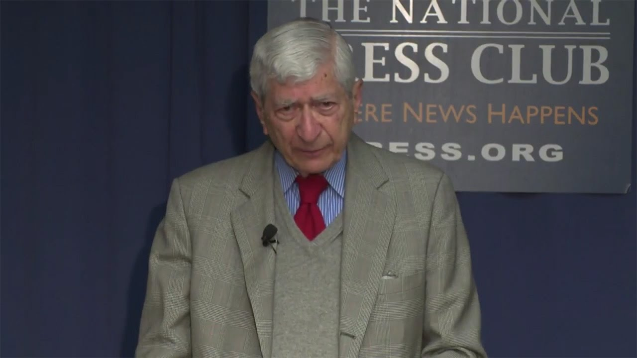 Marvin Kalb on Current Challenges to the Freedom of the Press