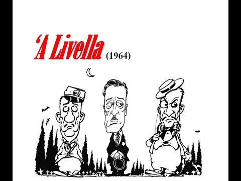 Totò (Antonio De Curtis)-  'A livella (1964)
