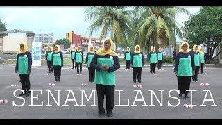 Gambar cover Senam Lansia + Zapin Kreasi Kepri